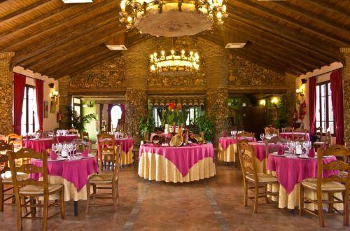 Restaurante de Las Mayoralas